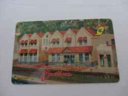 Grenade - EC$10 - Grenada (Granada)