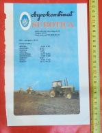 JOHN DEERE 4630 - Agro Combine Subotica (Serbia) Tractor, Tracteur Traktor / - Traktoren