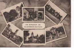33  SAINT GERMAIN-DU-PUCH,  UN BONJOUR DE ST. GERMAIN -DU-PUCH - Non Classés