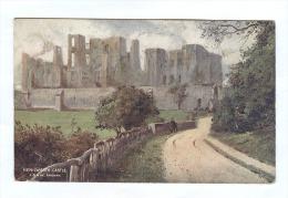 United Kingdom Kenilworth Castle Ceaser's Tower VG 1908 - Inghilterra