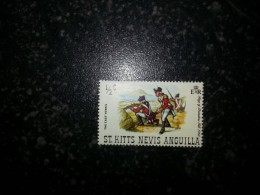 ST.Kitts Nevis Anguilla Nr 245 - Grande-Bretagne (ex-colonies & Protectorats)