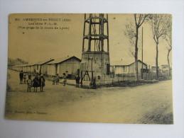 AMBERIEU EN BUGEY AIN 211 LES CITES P.L.M. VUE PRISE DE LA ROUTE DE LYON ED VIAL - Autres Communes