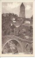 797 - OLARGUES - LE PONT DU DIABLE ET LE CLOCHER - France