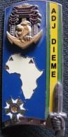 E.N.S.O.A , 225ème Promotion , Adj DIEME - Armée De Terre