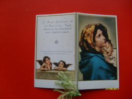 1960 Le Piccole Giustificatrici Del SS Nome Di Gesu´ Vico Dei Venti A Foria Tematica RELIGIONE - Calendari
