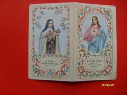 1956 Parrocchia S.Cuore Salesiani BOLOGNA S:teresa Bambin Gesu' S.Cuore Gesu' Tematica RELIGIONE - Calendari