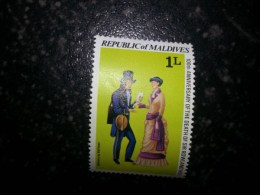 Nr 794 - Maldives (1965-...)