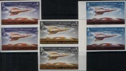 Yemen Topic Set X2- MNH (**) - Space