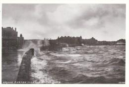 Postcard WESTON SUPER MARE Grand Parade Somerset Weston-super-Mare Sea Seaside Repro - Weston-Super-Mare