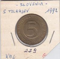 5 TOLARJA 1992 - Slovaquie