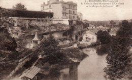 Bourdeilles Le Chateau Et Les Berges De La Dronne - France