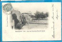 Gard- Beaucaire -Vue Du Chateau Saint-Louis - Beaucaire