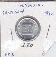 50 STOTINOV 1992 - Slovaquie