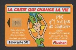 DF / 1999 / AUCHAN : PLUS D' UN MILLION DE CADEAUX - France