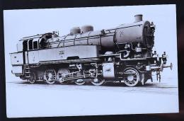 LOCOMOTIVE  ALLEMANDE 141 T 8553 GRISE - Eisenbahnen