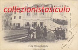 C-801- Dintorni Di Schio - Fonte Vittoria (Boggiole) Acqua Minerale - Vicenza - F.p.  Vg. 1901 - Vicenza