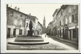 VERNOUX , RUE SIMON VIALET - Vernoux