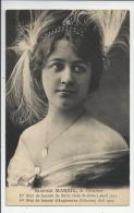SPECTACLE - ARTISTE DE L´ATHENEE : SIMONE MAREIX - 1er PRIX DE BEAUTÉ DE PARIS ET D´ANGLETERRE - FOLKESTONE 1913 - Künstler
