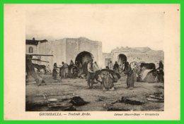 - GROMBALIA - Foudouk Arabe (recto Verso) - Tunisie