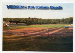 FOOTBALL - AK 173932 Stadion / Stadium  - Viersen - Stadion Am Hohen Busch - 1. FC Viersen 05 - Fussball