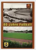 FOOTBALL - AK 173933 Stadion / Stadium  - SV Eintracht Gommern / BSG Aktivist Gommern - Fussball
