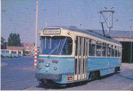 Gand TRAMWAY P C C Série01-54 - Strassenbahnen