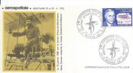 Aviation/ Correspondance Philatélique/Industries Aérospatiales D'Aquitaine/1972   AV7 - Transport