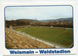 FOOTBALL - AK 173938 Stadion / Stadium  - SC Weismain - Waldstadion Weismain - Fussball