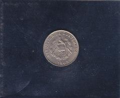 Guatemala- 5 Centavos- 1965- - Guatemala