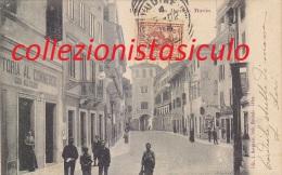 C-829- Udine - Via Daniele Manin  - F.p.  Vg. 1902 - Udine