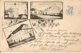 1900 - Opatov V Cechach, Okres Svitavy, Gute Zustand, 2 Scan - Tchéquie