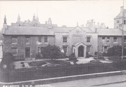SWINDON - G.W.R. HOSPITAL. REPRINT - England