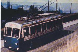 Liège Ancien Trolleybus - Strassenbahnen