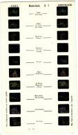Carte Stéréoscopique Lestrade 10 Vues En Stéréo Monte-Carlo N°1 - Photos Stéréoscopiques