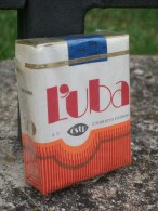 PACCHETTO DI SIGARETTE L'UBA NUOVO MAI APERTO ANNI 70 - Fume-Cigarettes
