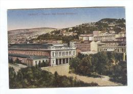 TRIESTE STAZIONE FERROVIA MERIDIONALE   Fp Nv - Trieste