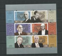 Poland 2008 Sheet  Mi  Block 181 MNH Presidents Of Poland - 1944-.... Republic