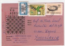 Postcard - Argentina, Chess    (V 19370) - Argentina