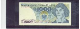 POLEN  ,  POLAND  ,  1.6.1982   ,  1000  Tysiac  Zlotych   ,       Pick# 146 C    ,     UNC - Polen