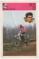 Svijet Sporta Cards - Željko Zorić      300 - Cartes Postales
