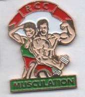Musculation , RCC , Muscu , Body Building - Badges