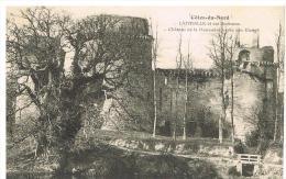Lamballe : Château De La Hunaudaye - Lamballe