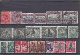 AFRIQUE DU SUD BEAU LOT OBLITERES 46 VALEURS DIFFERENTES (3 SCANS) - Afrique Du Sud (1961-...)