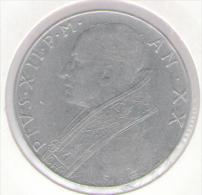 VATICANO 100 LIRE 1958 - Vatican