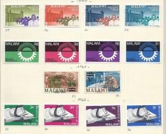 Malawi, TB Sur Charnière - Malawi (1964-...)