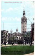 CP, ETATS-UNIS, NEW YORK CITY, Madison Square Garden, Voyagé En 1911 - New York City