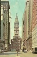 Philadelphia. Broad Street ,City Hall. - Philadelphia