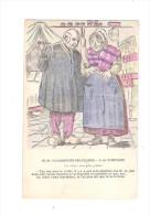 GAULOISERIES FRANCAISES - A LA CAMPAGNE Les Vieux Sont Plus Jeunes - Pot De Chambre Pipe  ILLUSTRATEUR A. P. JARRY N°46 - Otros Ilustradores