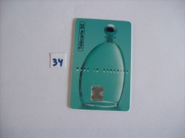 CACHAREL  EAU D´EDEN  Made In Paradise Parfums - Telecartes France 50  Unités - Voir Photo (34) - Parfum