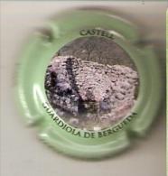 PLACA DE CAVA MARIA OLIVER PORTI (CAPSULE) CASTELL DE GUARDIOLA DE BERGUEDA - Mousseux